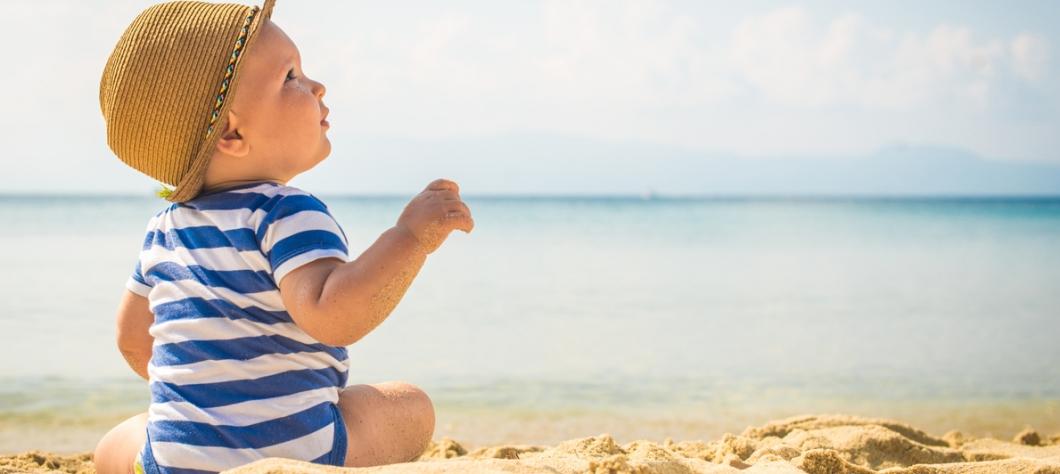 Bébé et canicule : comment faire ?