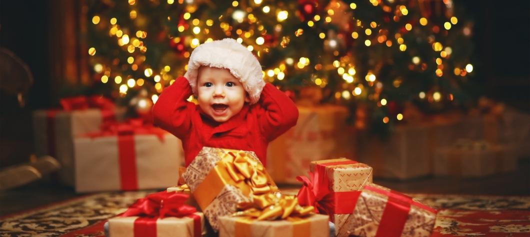 Noel 2018 : Nos cadeaux coup de cœur pour les 0-3 ans !