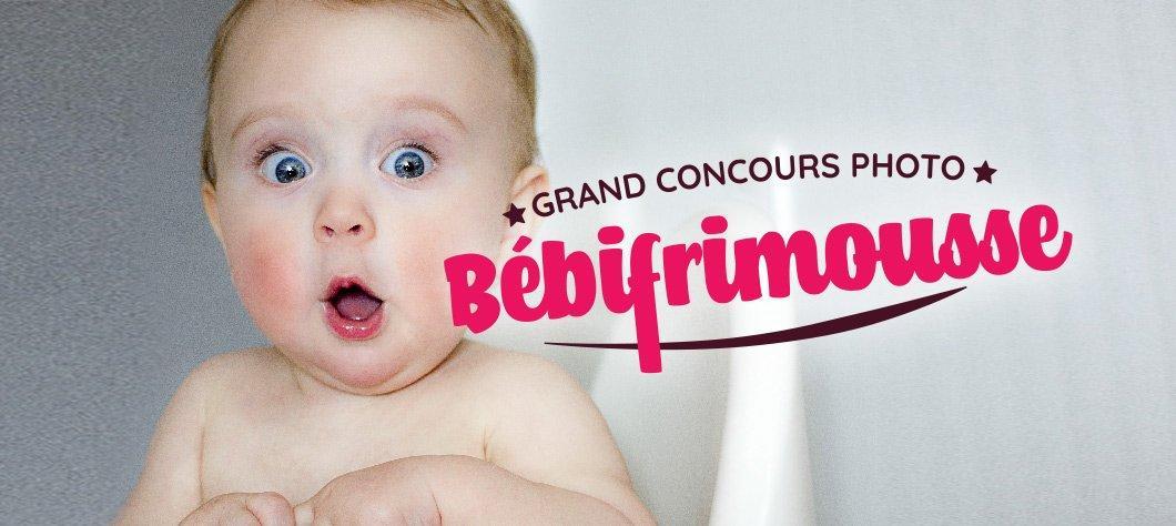 Participez au concours Bébifrimousse